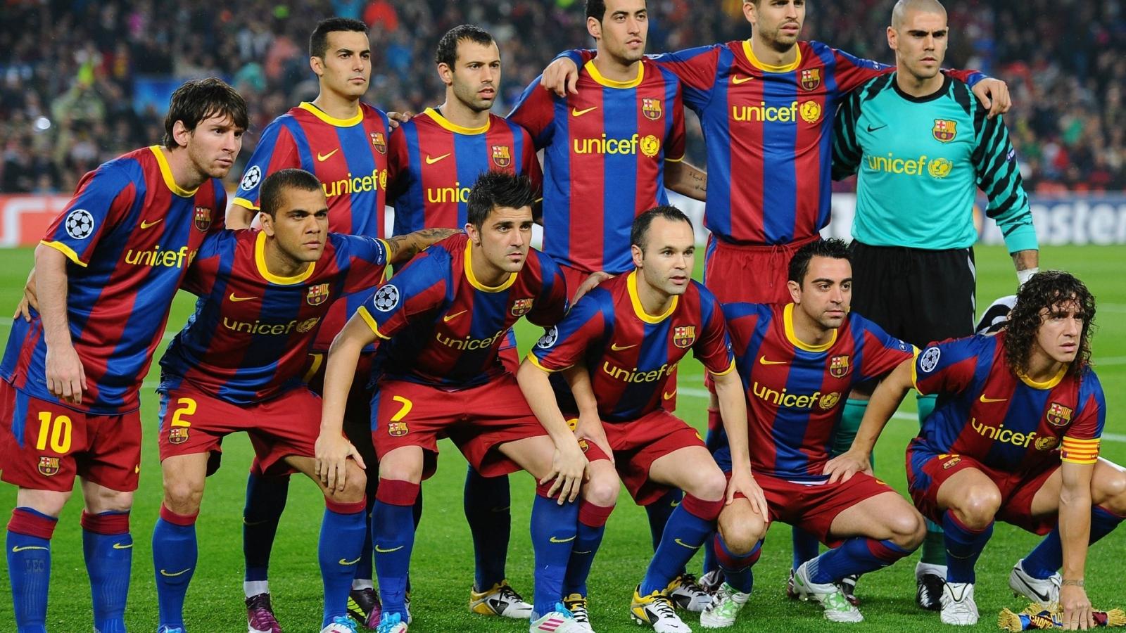Selección del Barcelona 2015 - 1600x900