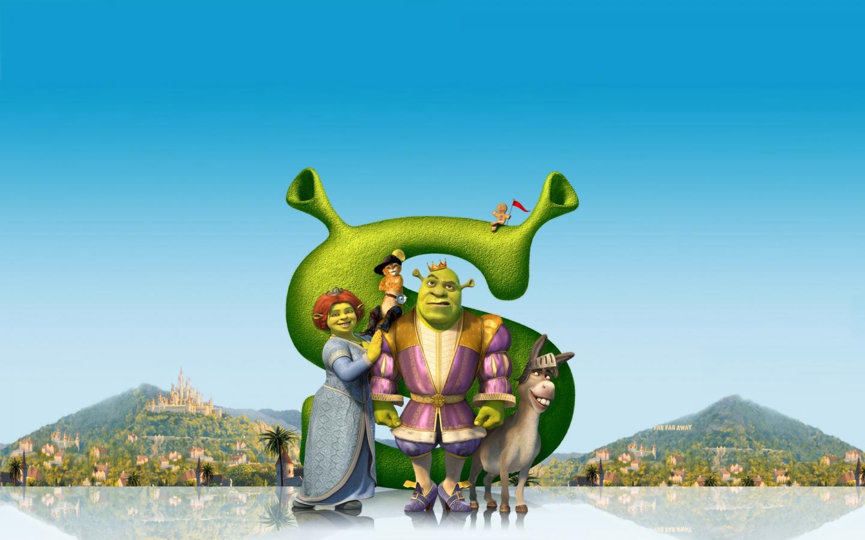 Shrek, la película - 1440x900