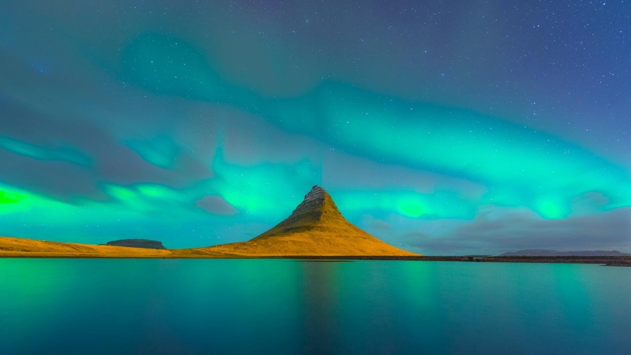 Un cielo espectacular - 1280x720