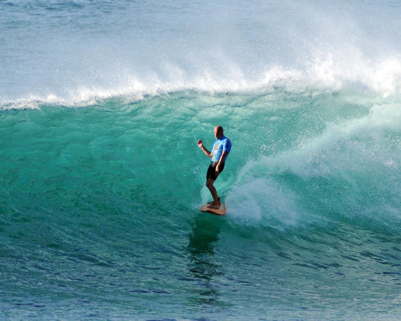 Practicar Surf - 1280x1024