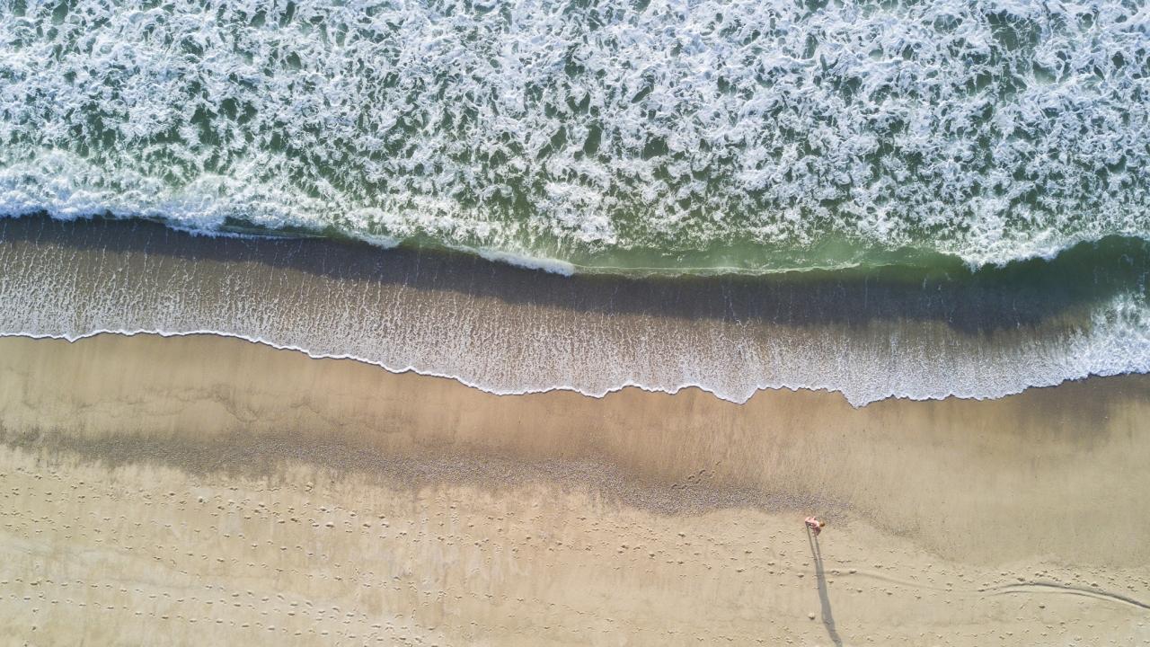 Vista de Playas de drones - 1280x720
