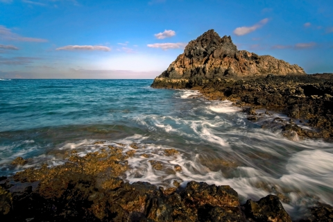 Isla de Lobos en España - 480x320