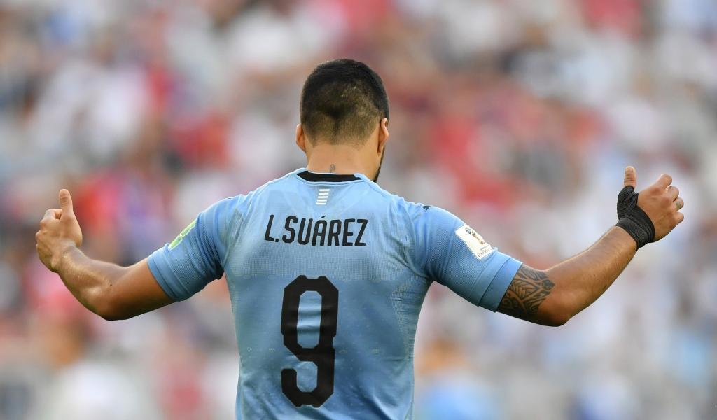 Luis Suarez - Uruguay - 1024x600