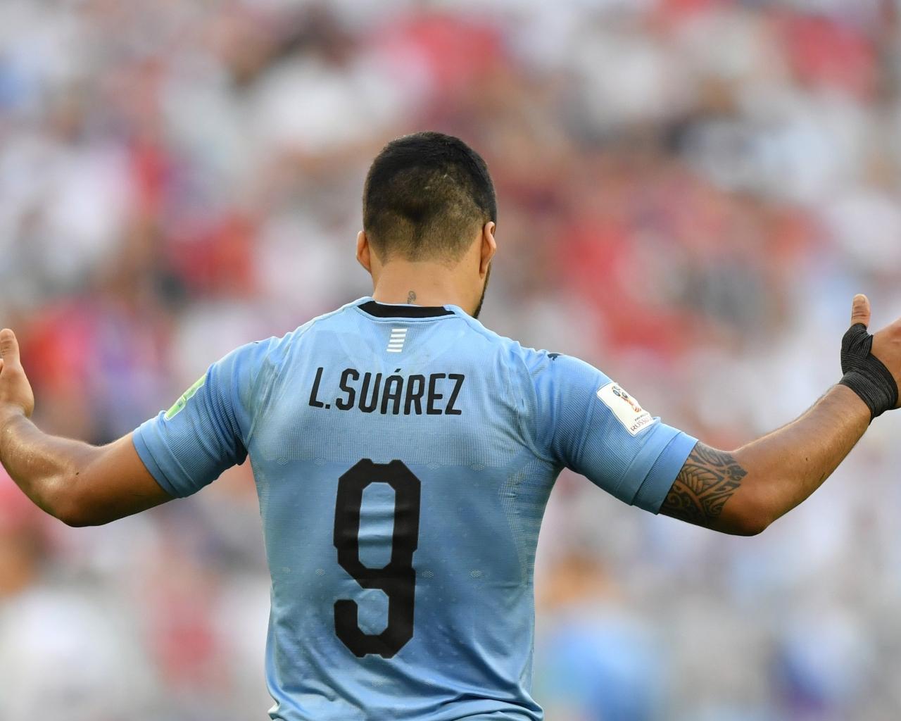 Luis Suarez - Uruguay - 1280x1024