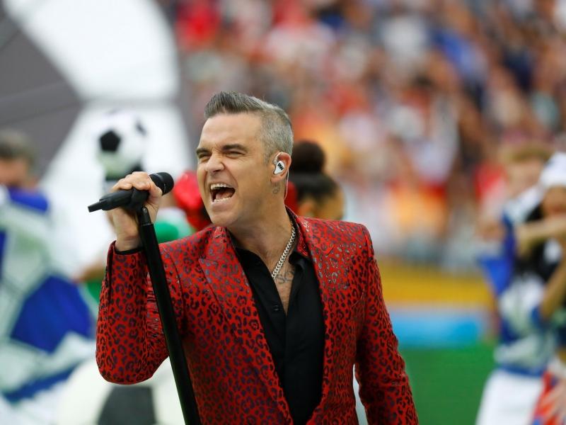 Robbie Williams en Rusia 2018 - 800x600