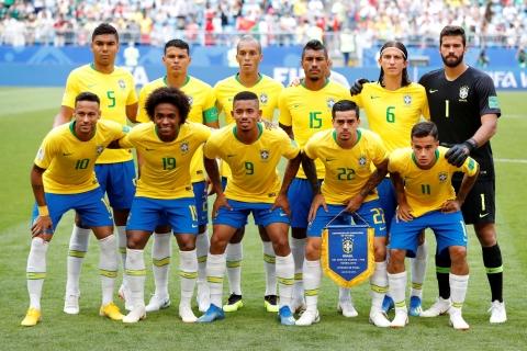 Selección de Brasil 2018 - 480x320
