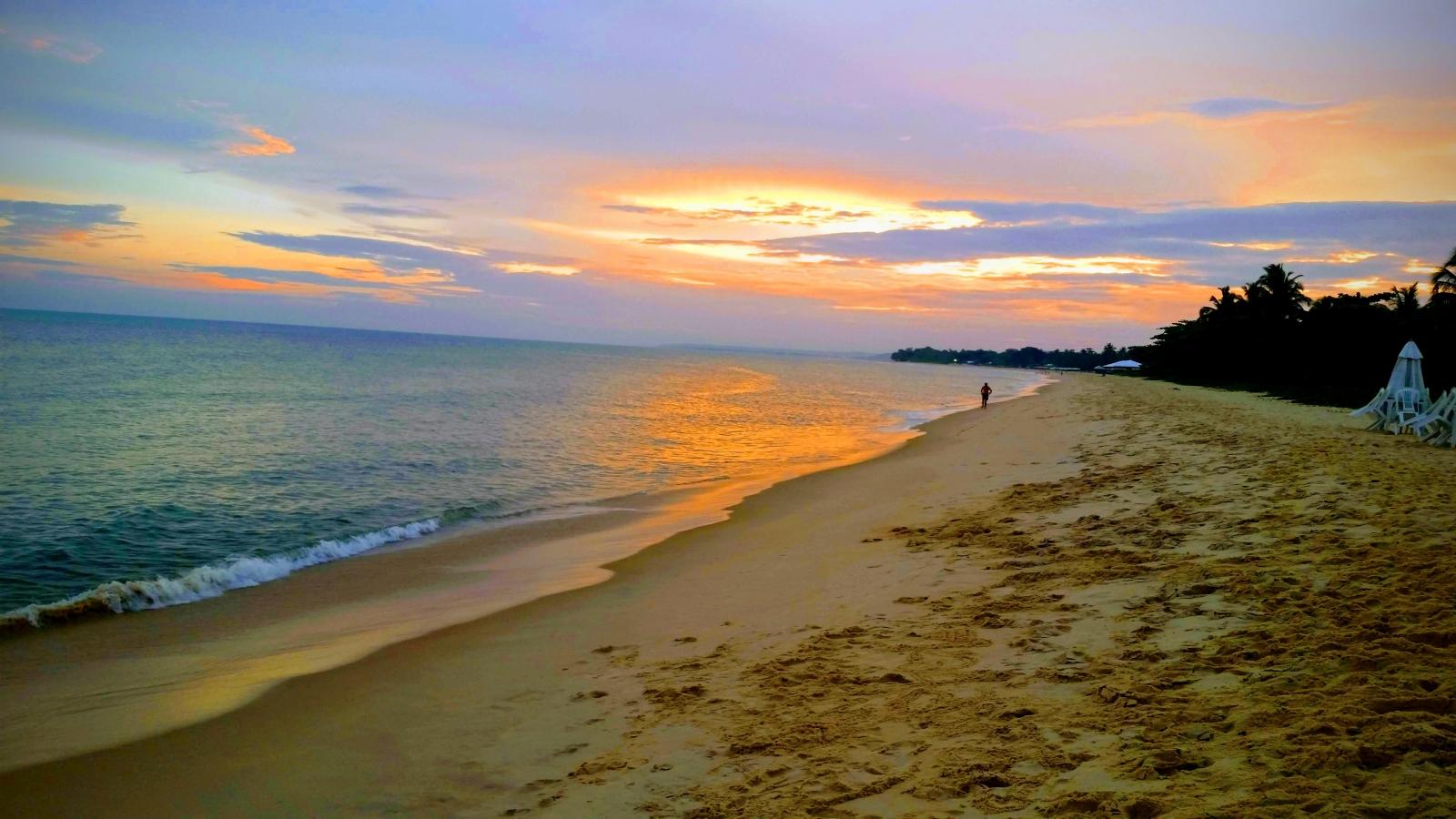 Playa de Porto Seguro - 1600x900