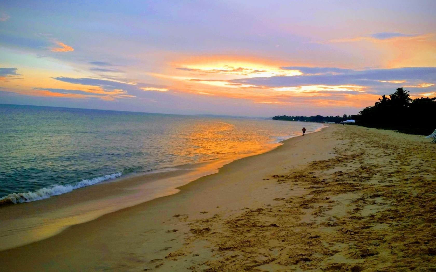 Playa de Porto Seguro - 1680x1050