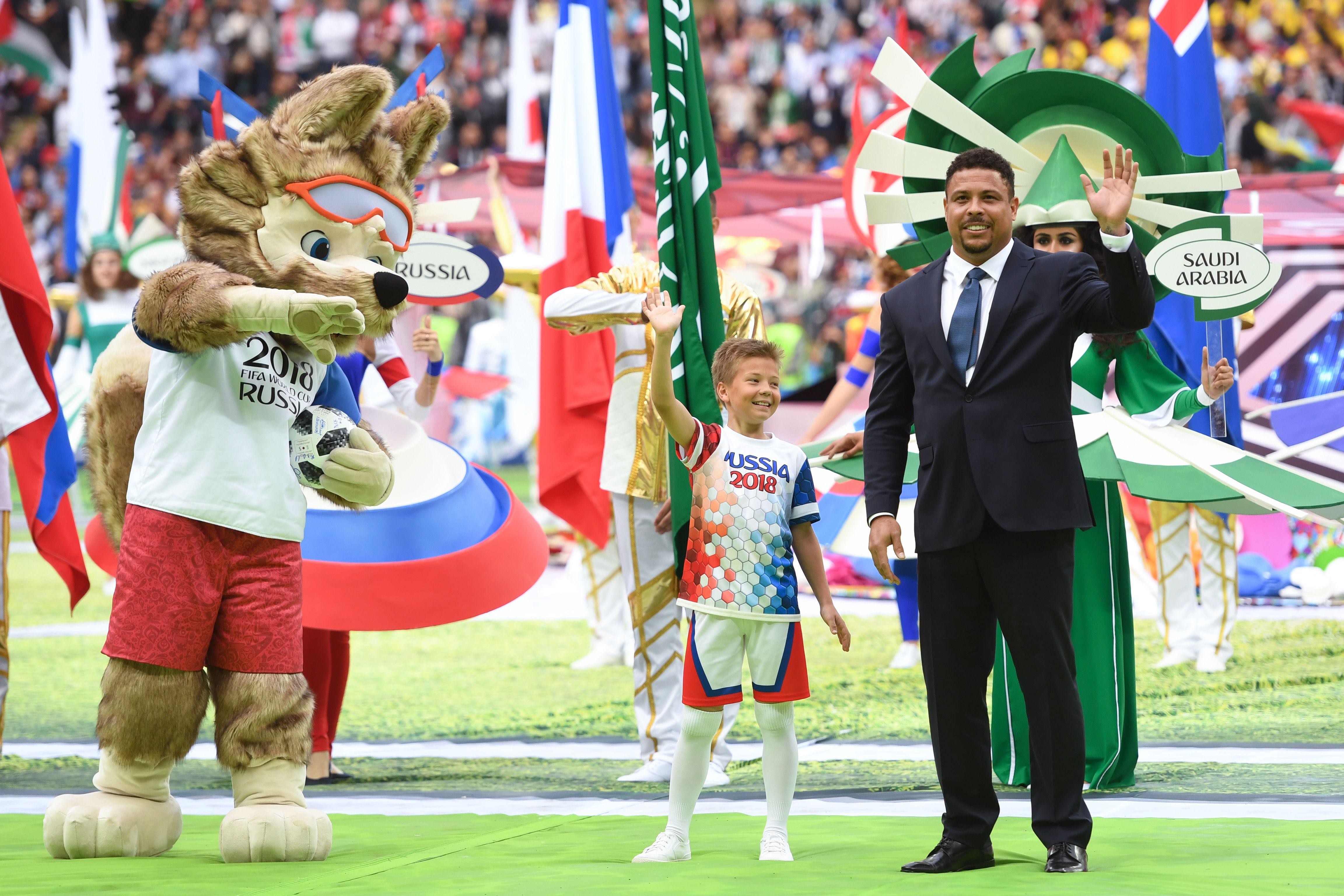 Ronaldo en Rusia 2018 - 4608x3072