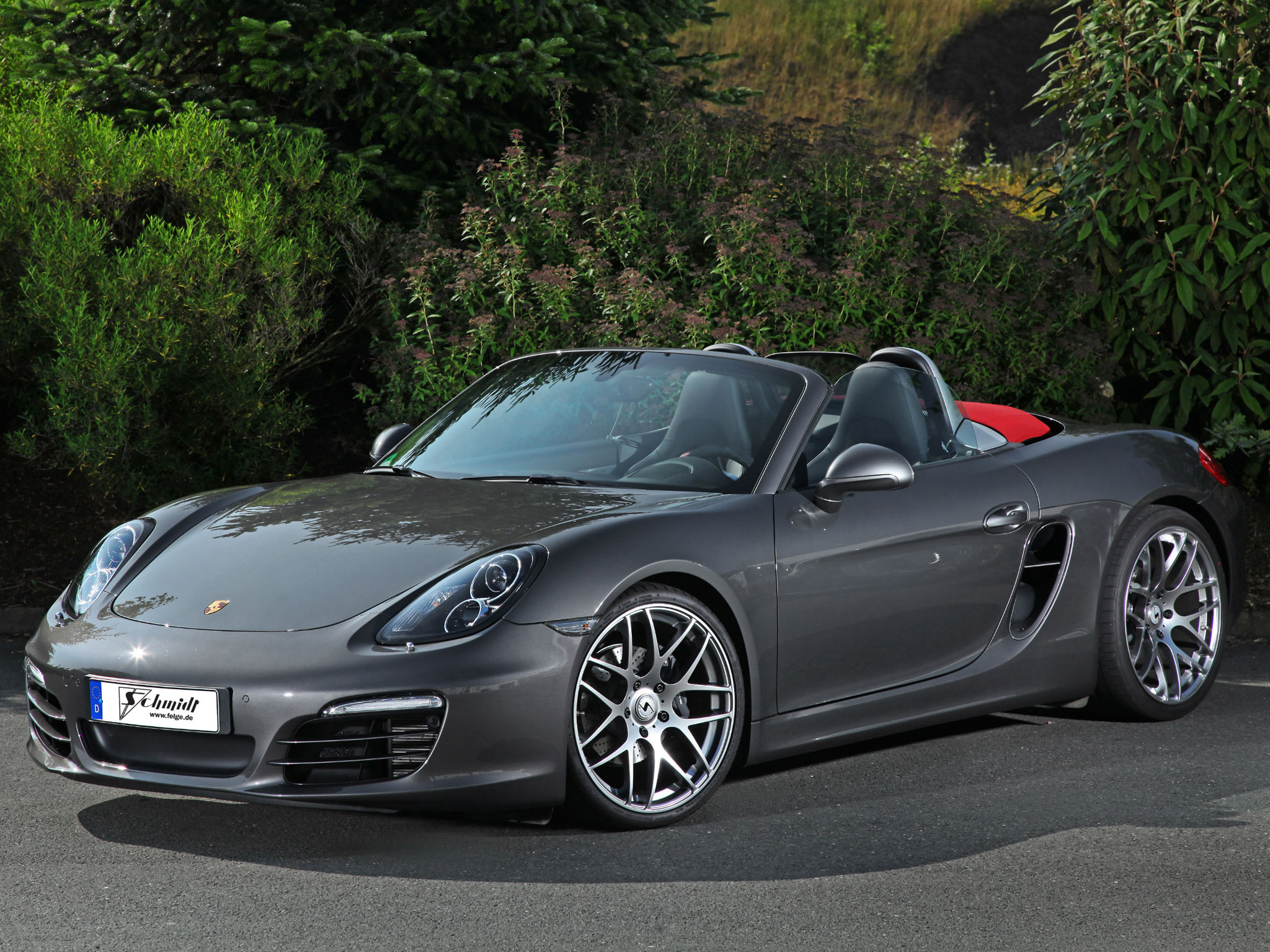Schmidt Revolution Porsche - 2048x1536