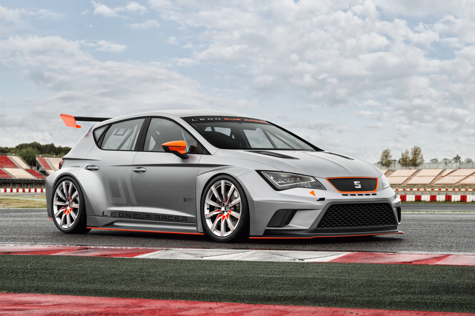 Seat Leon Cup Racer - 1600x1067