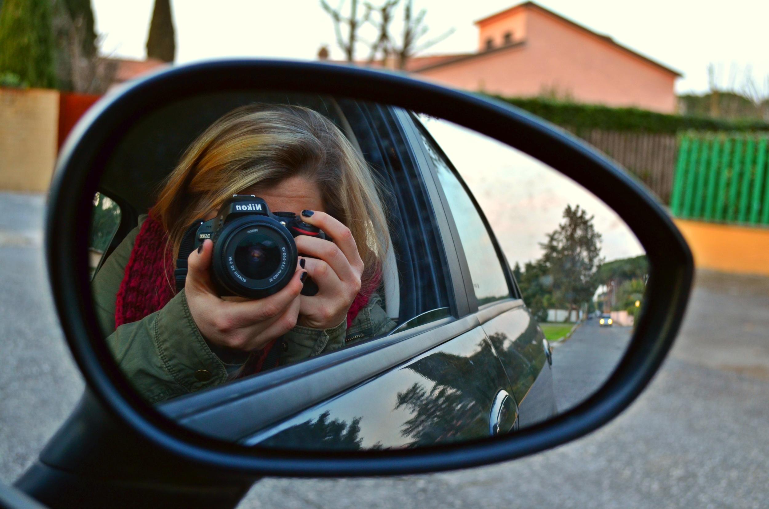 Selfie desde el auto - 2500x1656