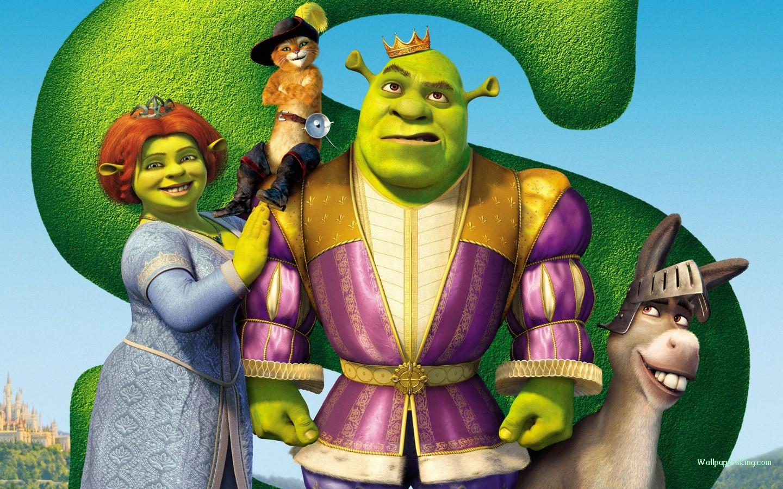 Shrek - 1440x900