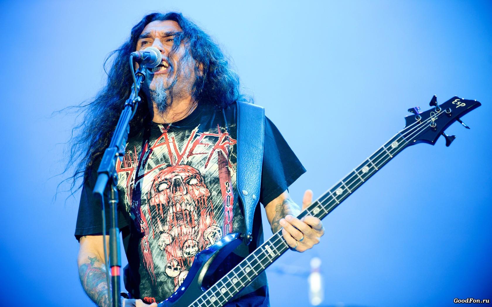 Slayer en concierto - 1680x1050