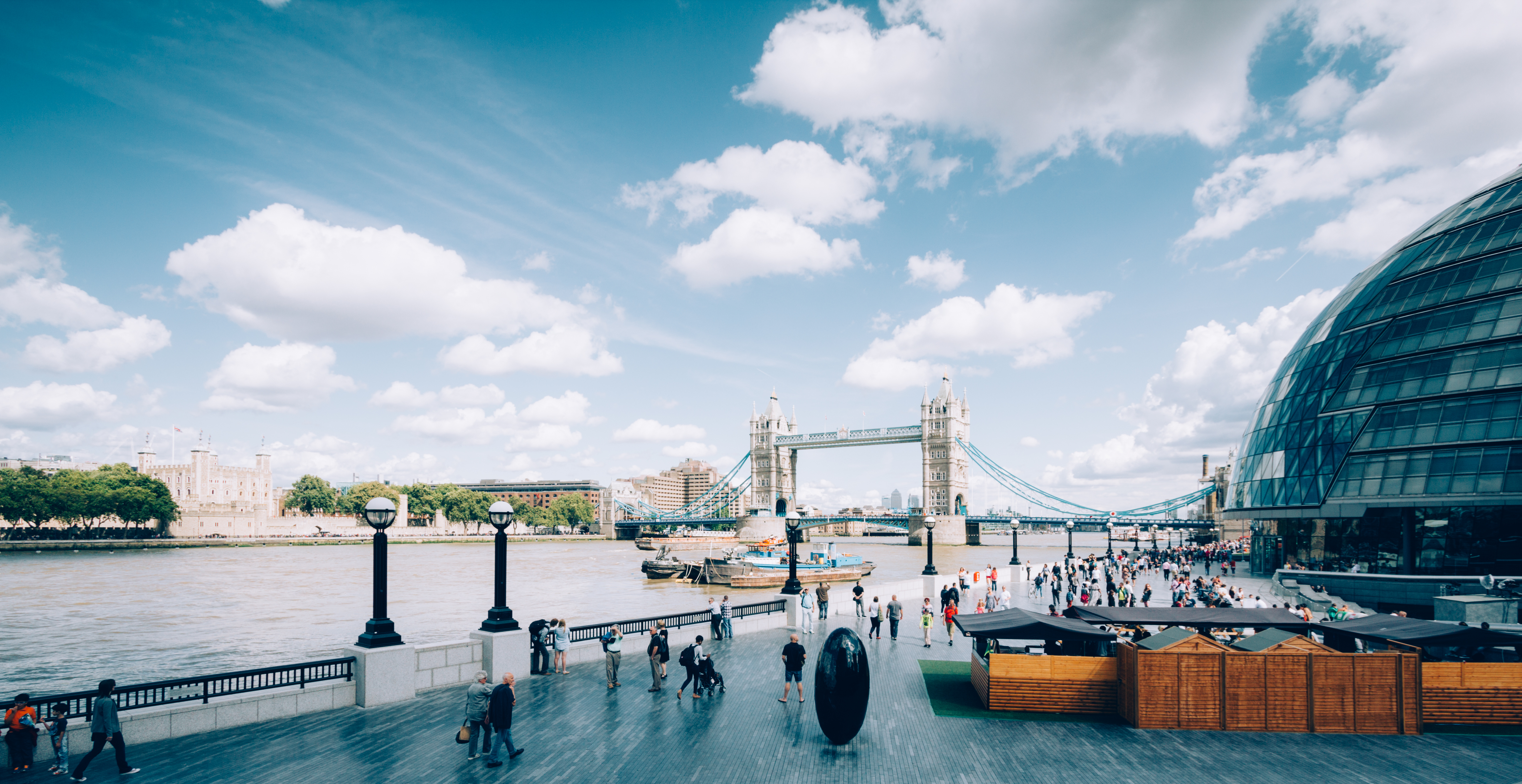 Tower Bridge - 5184x2672