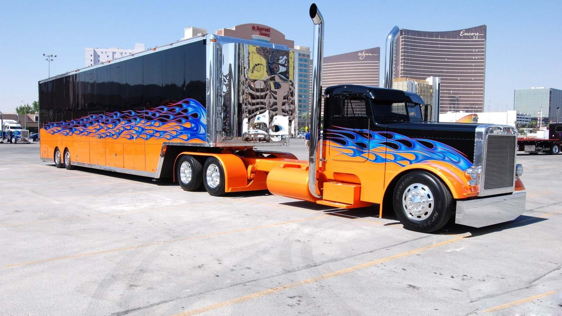 Tunning en camiones - 1920x1080