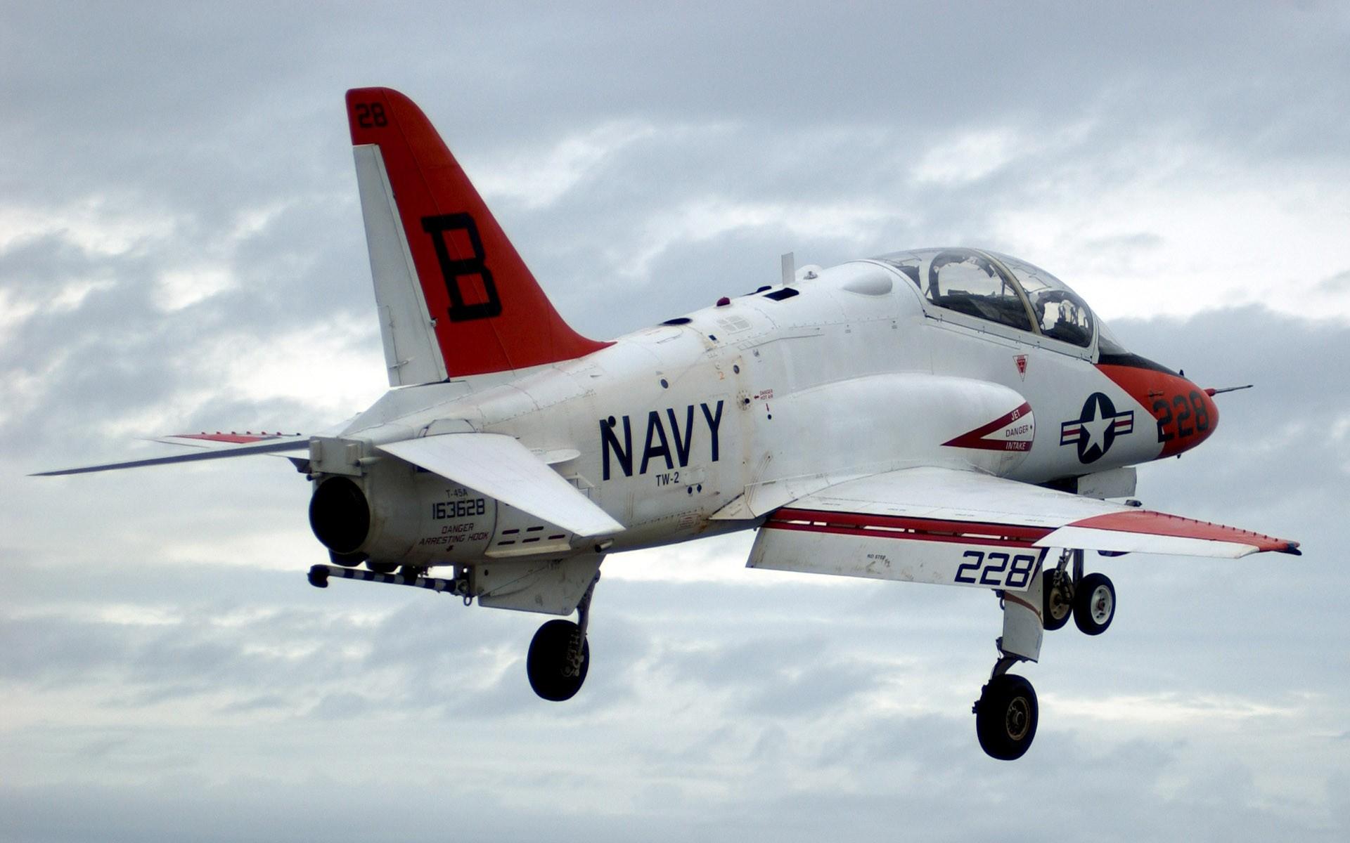 Un Avión de los Navy - 1920x1200