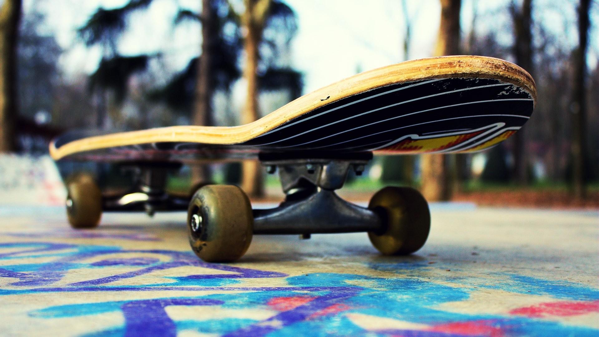 Un skate - 1920x1080