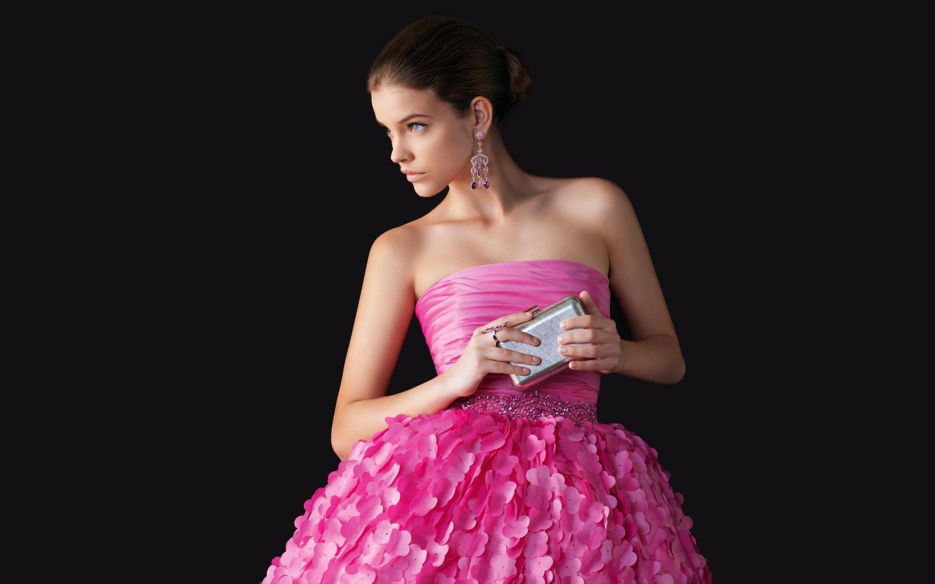 Vestidos rosados - 1920x1200