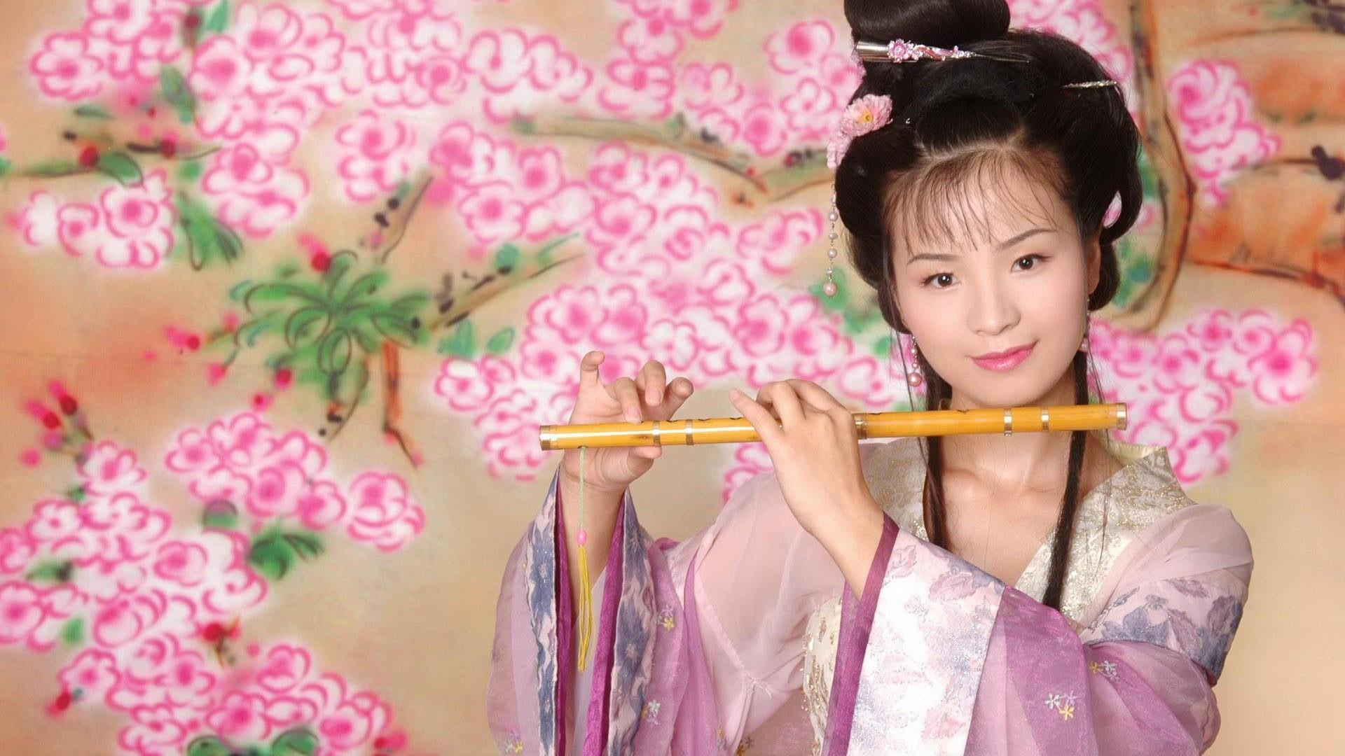Vestuarios tradicionales china - 1920x1080